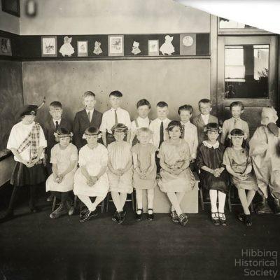 Carson Lake Grade School, 1925-1926