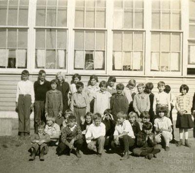 Carson Lake Grade School, 1926-1928