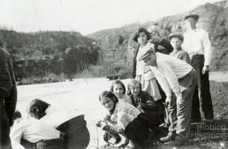 Carson Lake Grade School, 1929