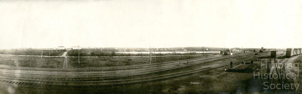 Kelly Lake Railroad Yards