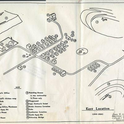 Kerr Location Map (Old Kerr)