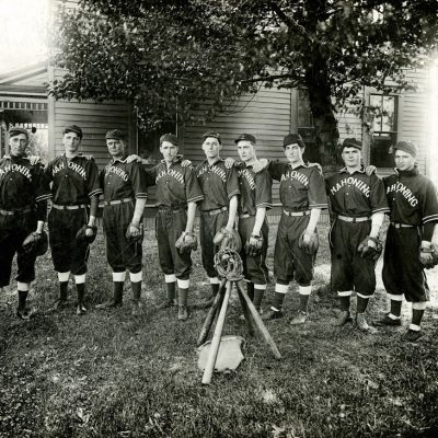 Mahoning Baseball Team