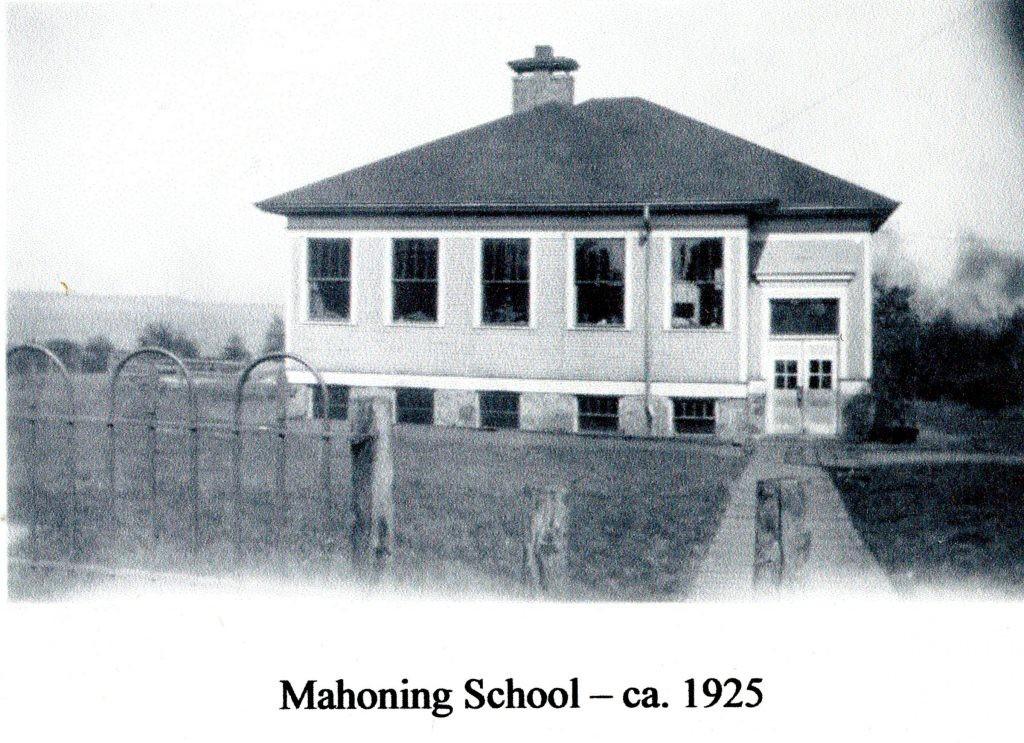 Mahoning School, 1925