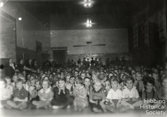 Alice School Students 1938