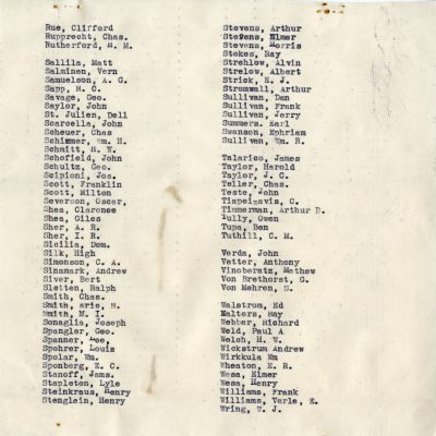 Membership of the American Legion 1935 (Page 5)