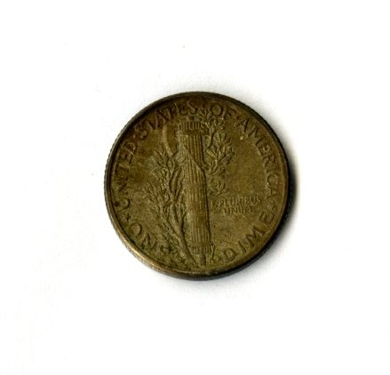 1935 – 10 Cent Piece (Side B)