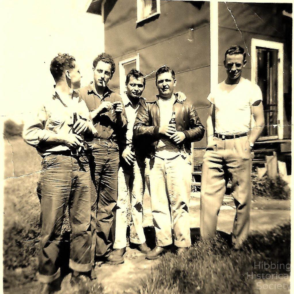 Gordon Conklin house, 1953-54